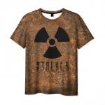 Collectibles T-Shirt Stalker Sign Merch Print