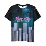 Collectibles T-Shirt Grand Theft Auto Vise City Design