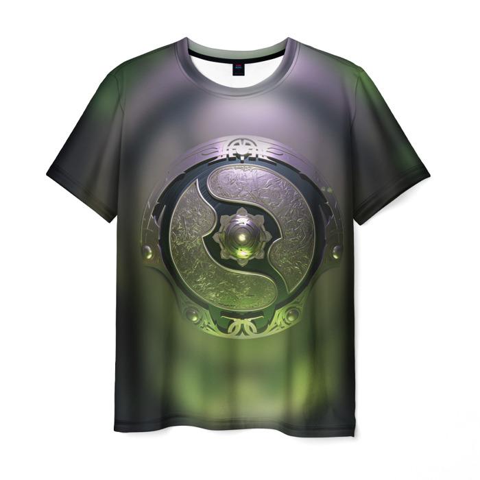 Merch T-Shirt Apparel Design The International Dota