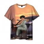 Merch T-Shirt Game Design Grand Theft Auto Print