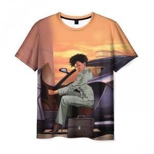 Merchandise T-Shirt Game Design Grand Theft Auto Print