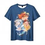 Merch T-Shirt Ice Arcana Sisters The International Dota 2