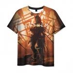 Merchandise T-Shirt Text Scene Anthem Print