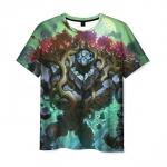 Collectibles T-Shirt Cragtorr Hearthstone Print Design