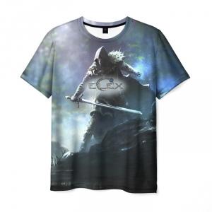 Merch T-Shirt Elex Game Print Merchadise