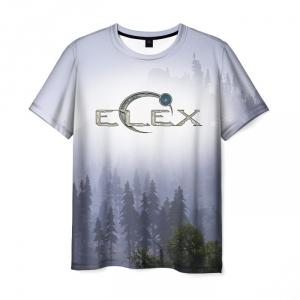 Merch T-Shirt Elex Game Design Apparel