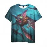 Collectibles T-Shirt Duskbat Hearthstone Hero Print