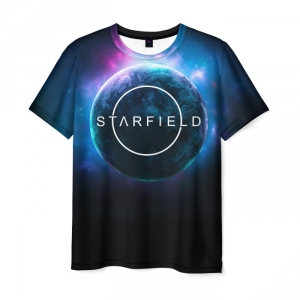 Collectibles T-Shirt Starfield Apparel Design Title