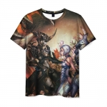Merchandise T-Shirt Lineage Anakim And Lilith Print
