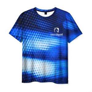 Merch T-Shirt Merchandise Team Liquid E-Sport