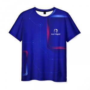 Merch T-Shirt Team Liquid Counter Strike Merch