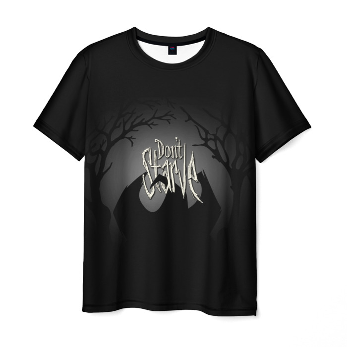 Collectibles T-Shirt Black Print Don'T Starve Merch