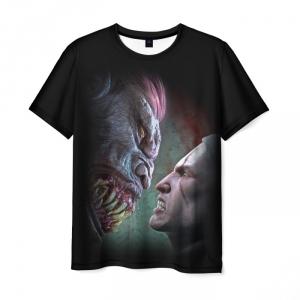 Merch T-Shirt Witcher 2 Monster Black Tee