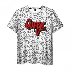 Merchandise T-Shirt Gta 5 Online Guffy Style Red Print