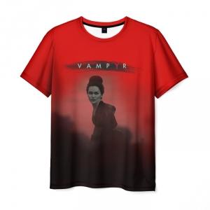 Collectibles Men'S T-Shirt Elisabeth Ashbury Vampyr