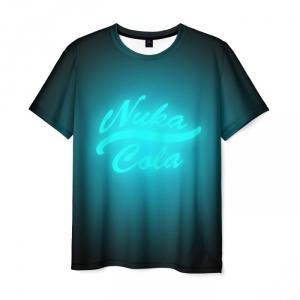 Collectibles Men'S T-Shirt Quantum Jones Soda Nuka Cola Fallout