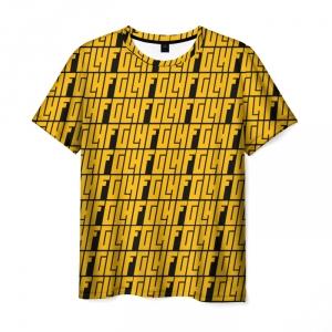 Merch Men'S T-Shirt Gl Hf Good Luck Have Fun Sign
