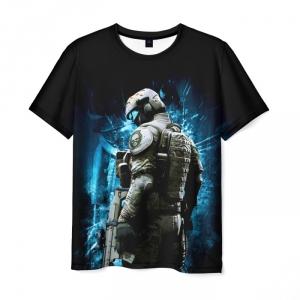 Merchandise Men'S T-Shirt Ghost Recon Gaming Art
