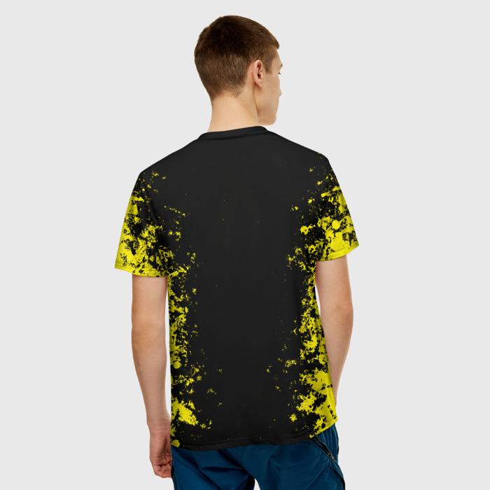 Merchandise T-Shirt Cyberpunk 2077 Black Print Merch