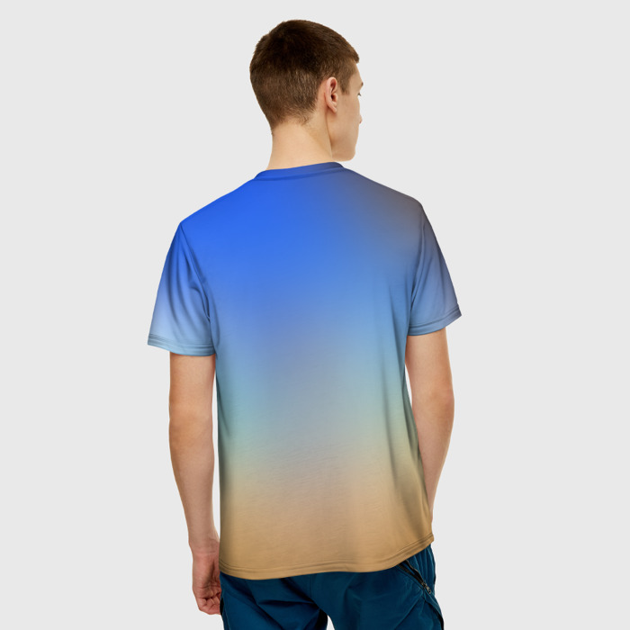 Merch T-Shirt Iland Sonic Hero Print