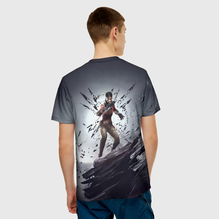 Merchandise T-Shirt Dishonored Death Of The Outsid Print