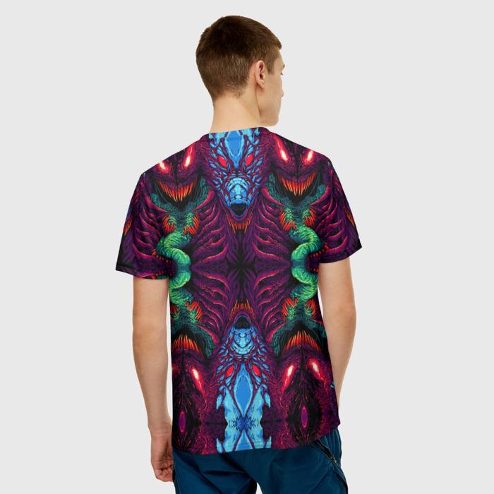 Merchandise T-Shirt Hyper Beast Counter Strike Design