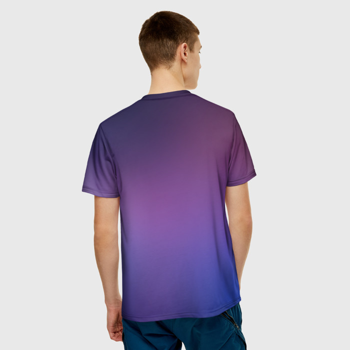 Collectibles T-Shirt Title Fortnite Galaxy Print