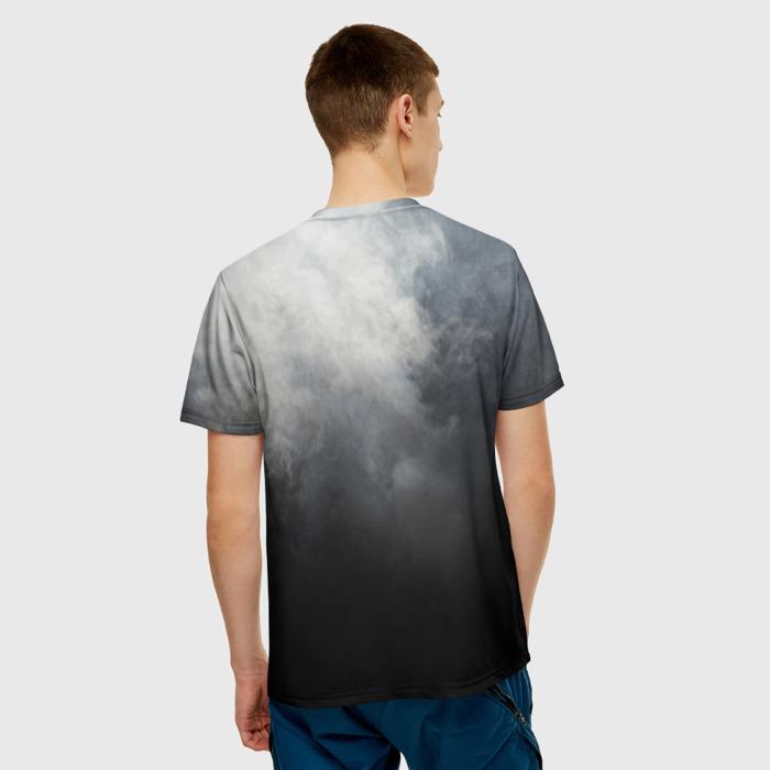 Merch T-Shirt Print Design Devil May Cry Hero