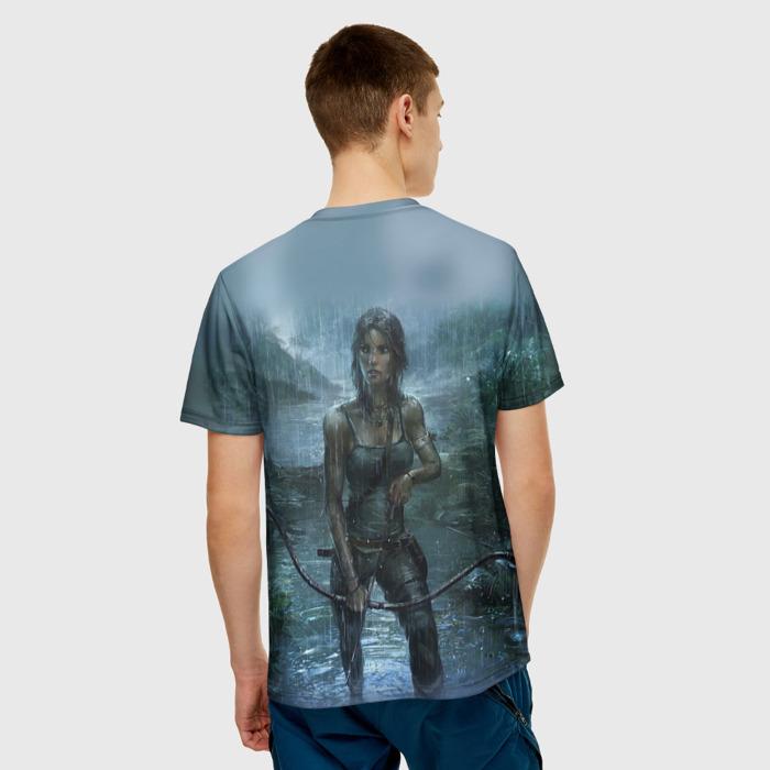 Merchandise T-Shirt Hero Print Lara Croft Tomb Raider
