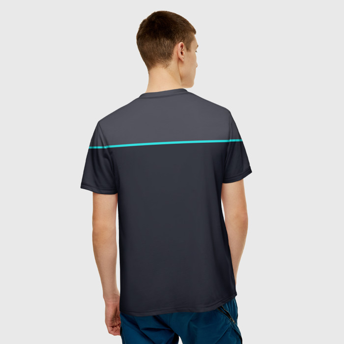 Collectibles T-Shirt Gray Label Detroit Become Human