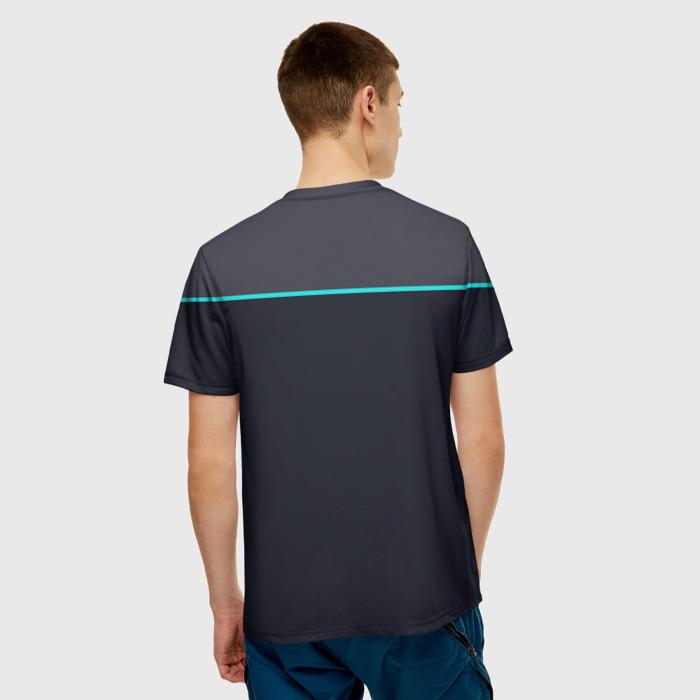 Merch T-Shirt Image Design Detroit Become Human