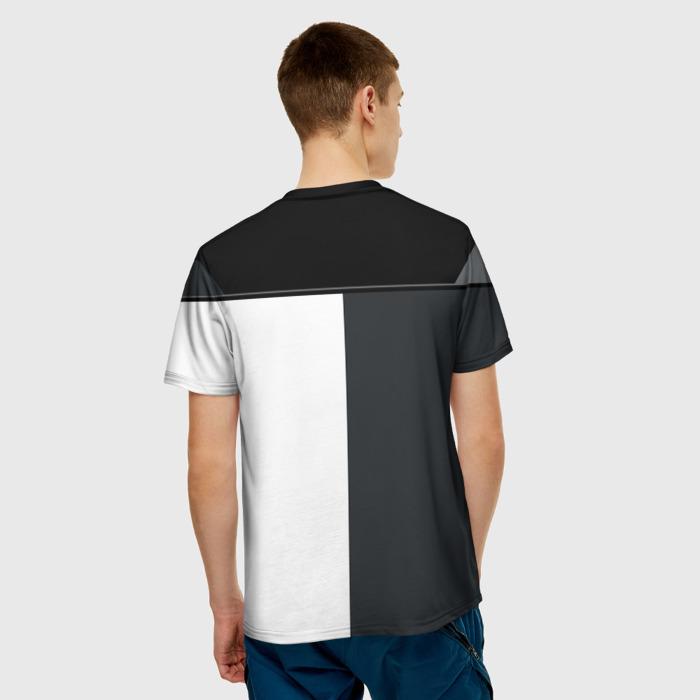 Merch T-Shirt Figure Print Detroit Become Human