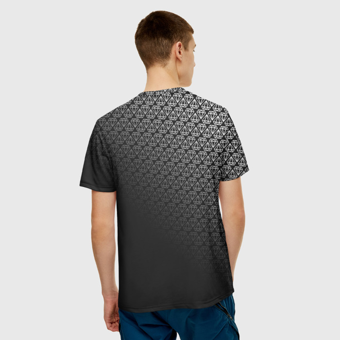 Merchandise T-Shirt Title Rainbow Six Siege Diamond