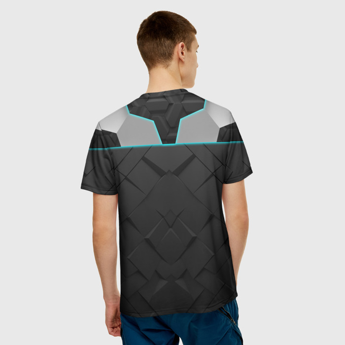 Collectibles T-Shirt Game Detroit Become Human Graphic