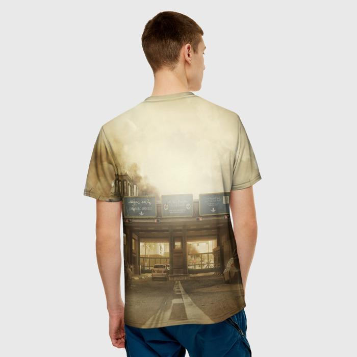 Collectibles T-Shirt Design Siege Rainbox Six Merchandise
