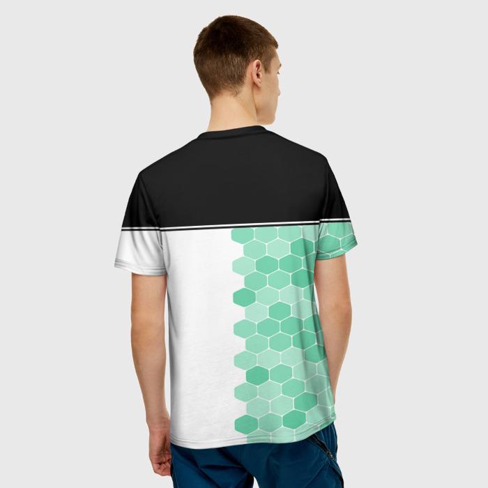 Merchandise T-Shirt Design Detroit Become Human Merch