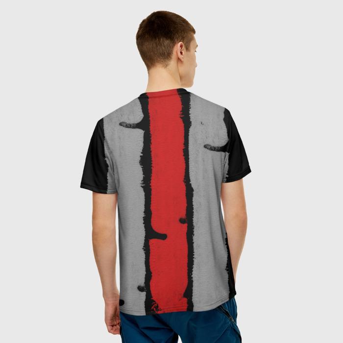 Collectibles T-Shirt Print God Of War Merchandise Black