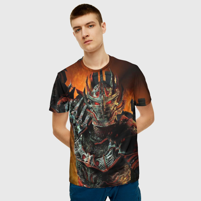 Merchandise T-Shirt The Elder Scrolls Character Print