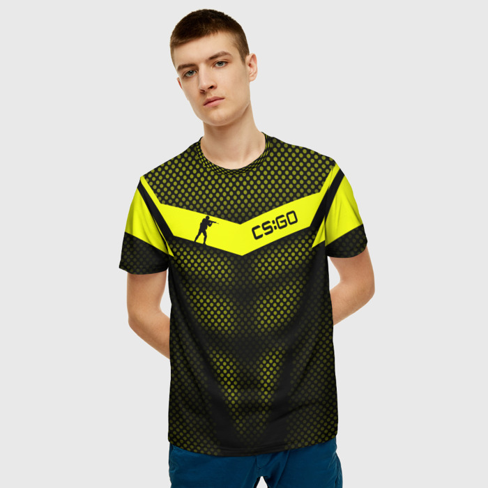 Merchandise T-Shirt Apparel Text Cs:go Print