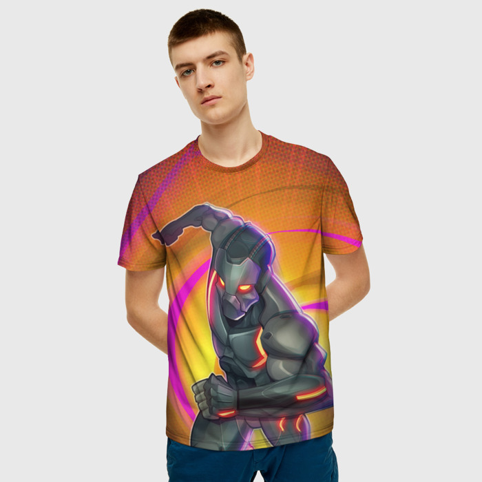 Merchandise T-Shirt Hero Omega Fortnite Print