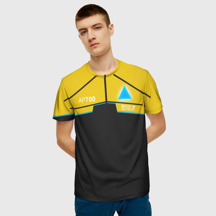 Merchandise T-Shirt Design Apparel Detroit Become Human