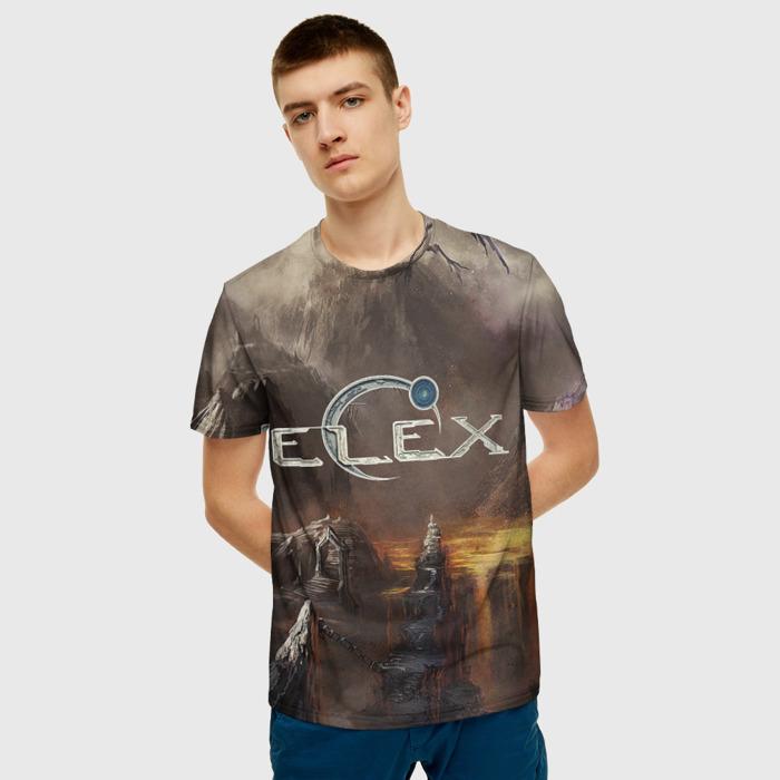 Collectibles T-Shirt Game Print Elex Merch