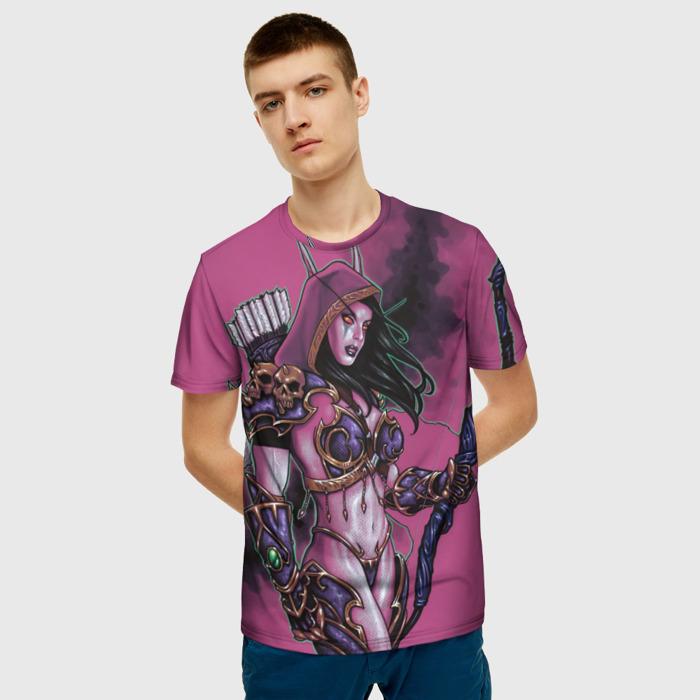 Merchandise T-Shirt World Of Warcraft Sylvanas Windrunner
