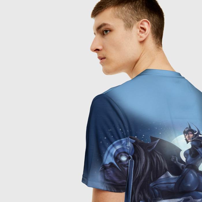 Merchandise T-Shirt Hero Luna Dota Game Print