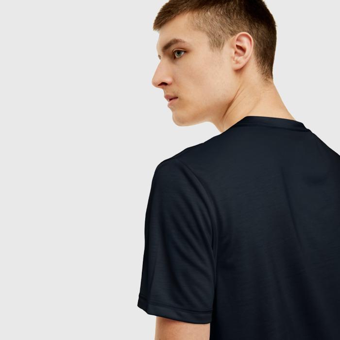 Merch T-Shirt Black Picture Dota Drow Ranger