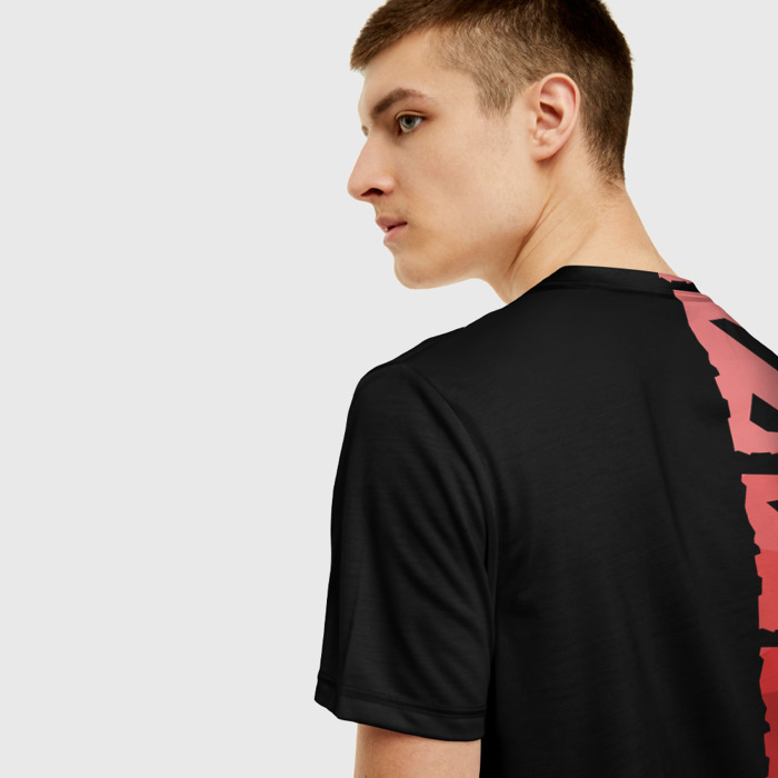 Merch T-Shirt Ornament Black The International Dota