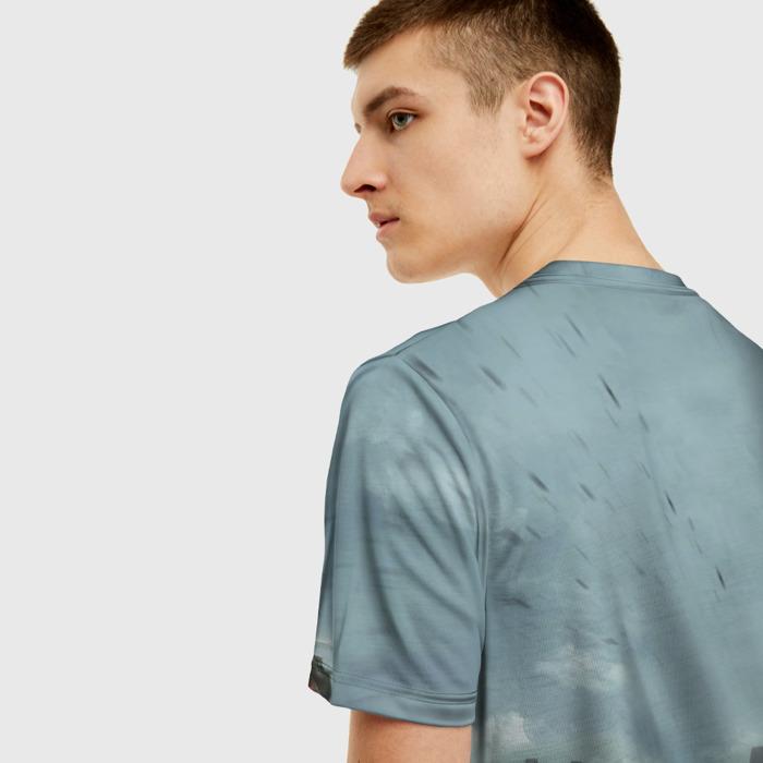 Merch T-Shirt Scene Design Print Elex