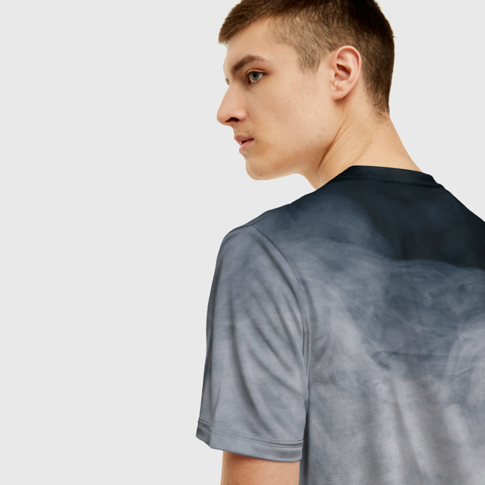 Merchandise T-Shirt Title Design Rainbow Six Siege Merch