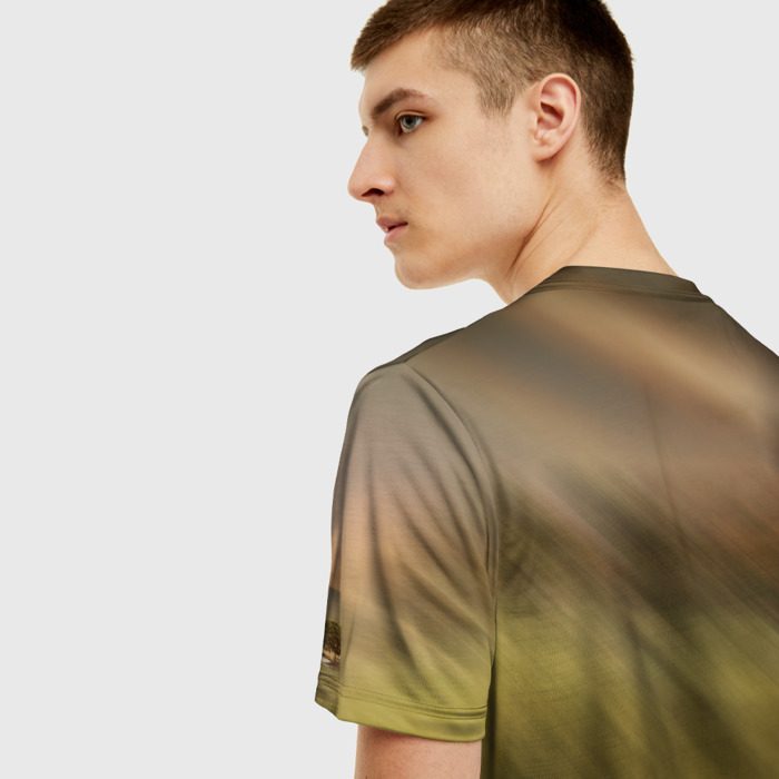 Collectibles T-Shirt Landscape Rainbow Six Siege Merch