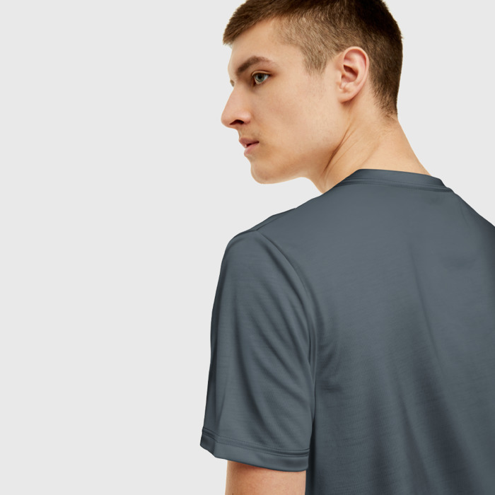 Merchandise T-Shirt Character Portrait Connor Detroit